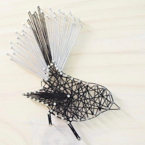 Stringart Fantail Art And Craft