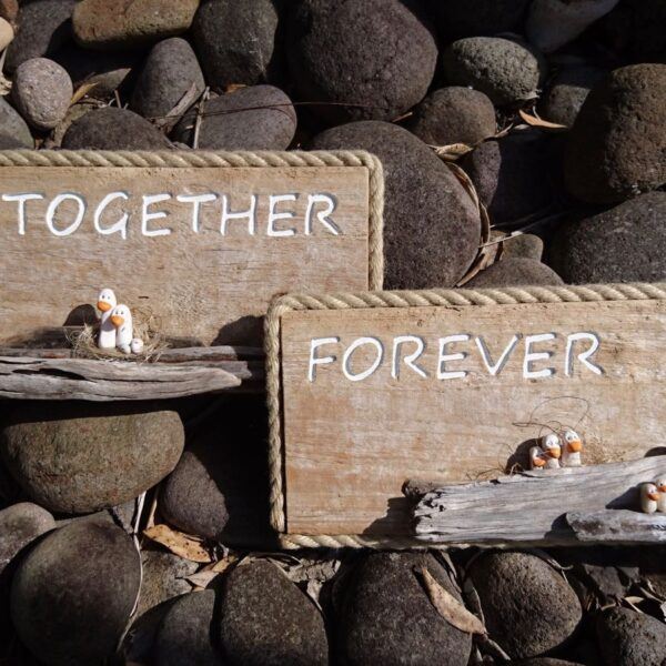 Wedding Gift Driftwood Design