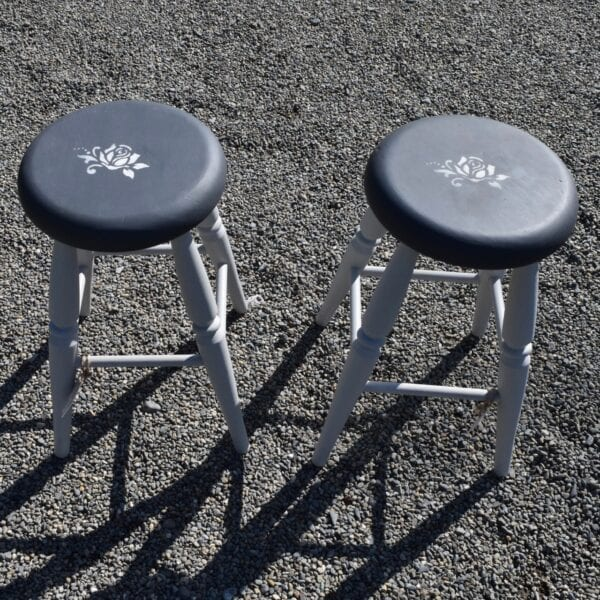 Upcycled Stools