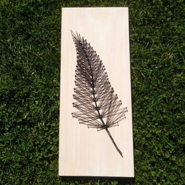 String Art Fern